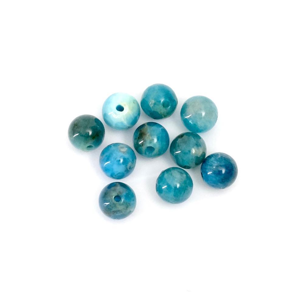 Perles apatite