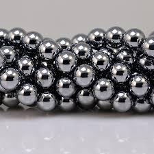 Perles de hématite