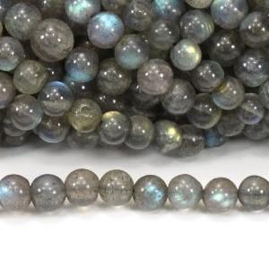 Perles de labradorite