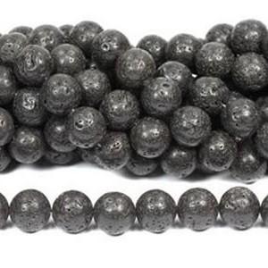 Perles de pierre de lave
