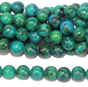 Perles de turqoise